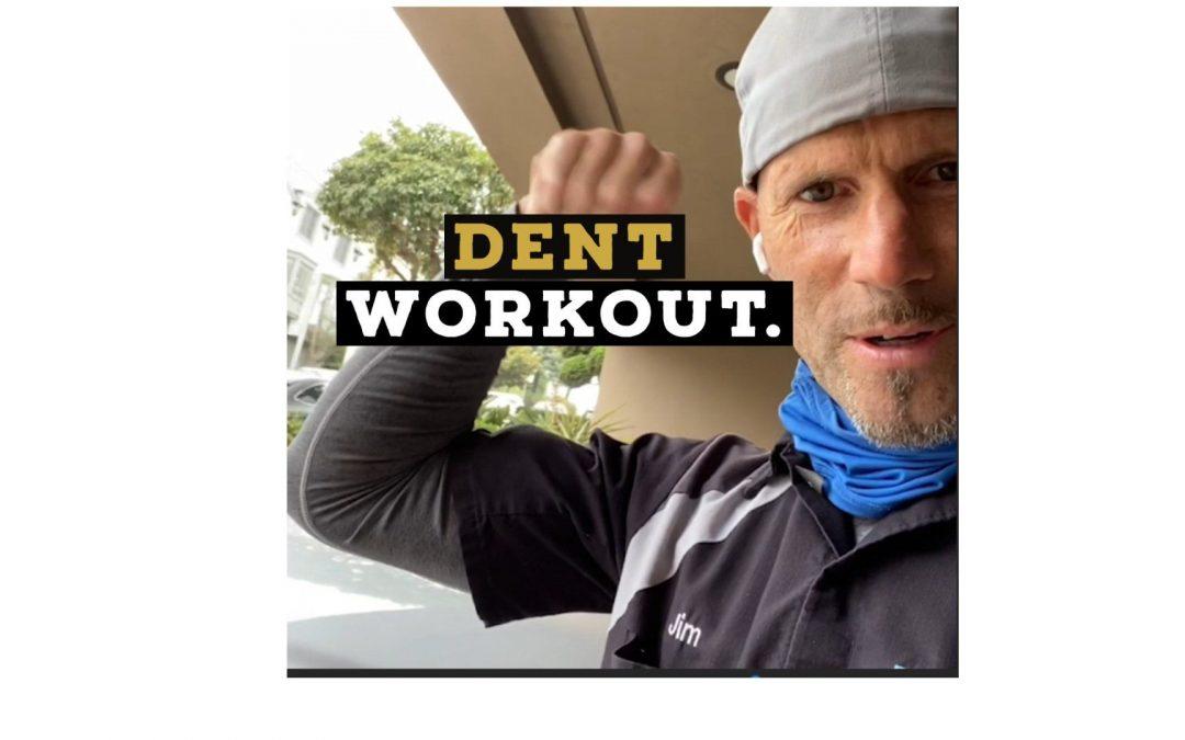 Ride Along=MBZ Dent Workout.